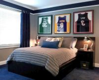 Cool Decorating Ideas for Teen Boys Using MVP Basketball ...