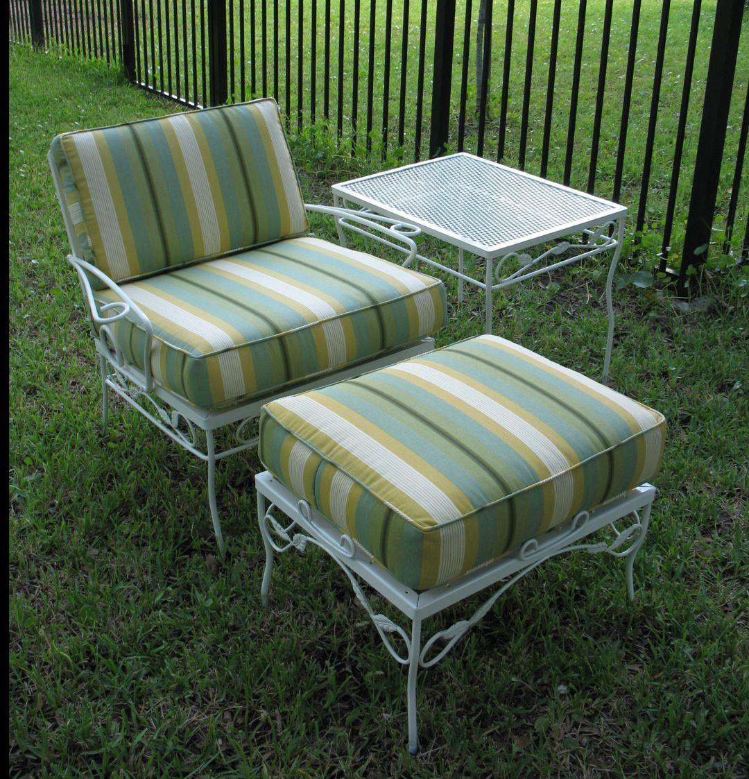 Vintage metal furniture vintage patio furniture mulberry street