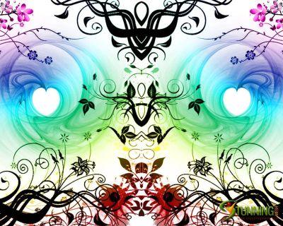 Girly HD Wallpapers for Desktop   Cool Wallpapers – Gallery 6 - Stunning Mesh   skulls ...