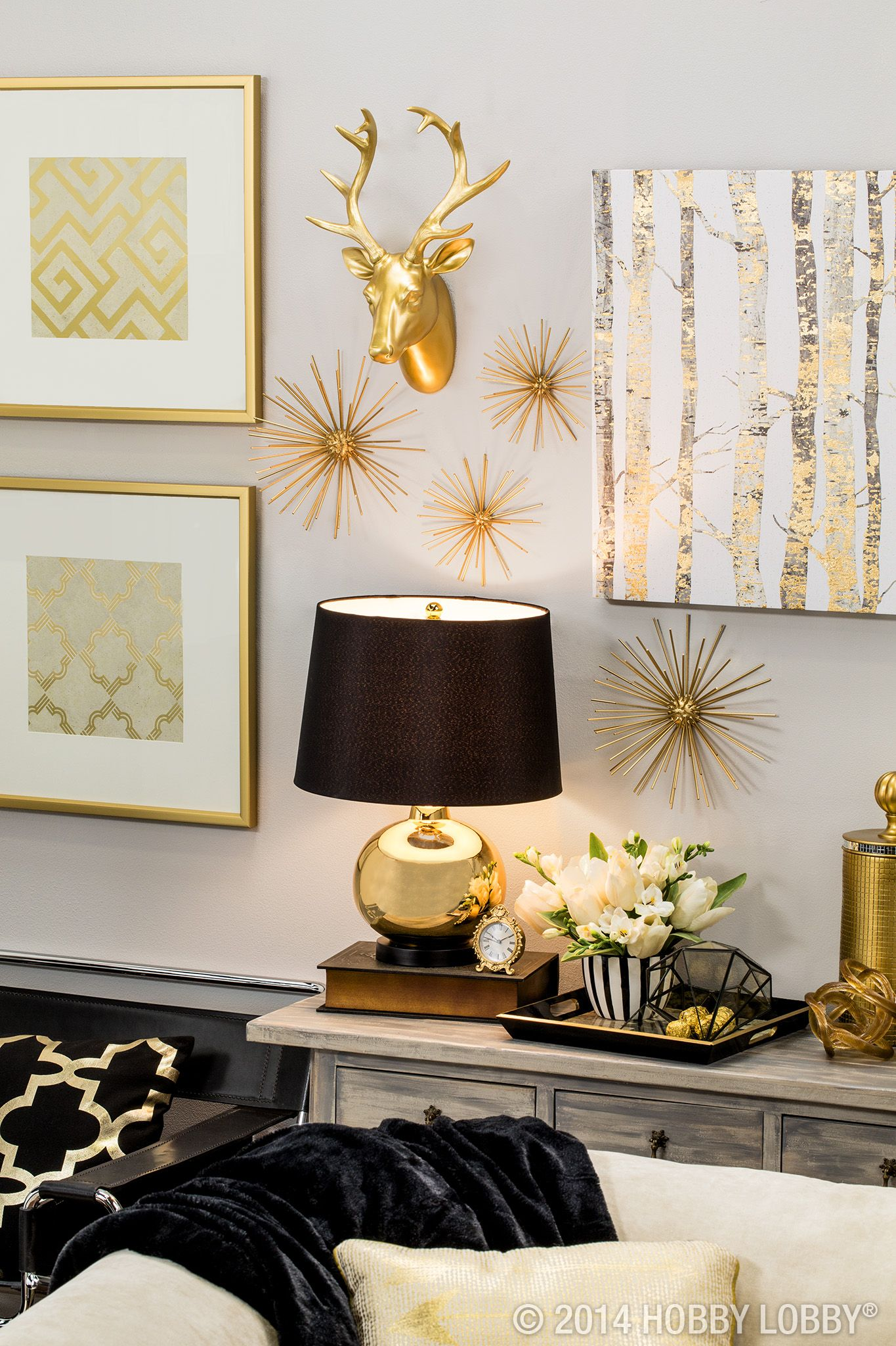 Black Bedroom Decor Ideas Black And Gold The Perfect Modern Pieces To Bring Your