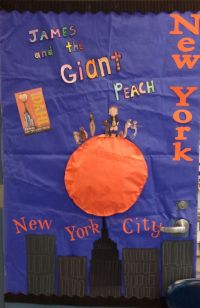 Classroom Door Decoration Read Across America Week James ...