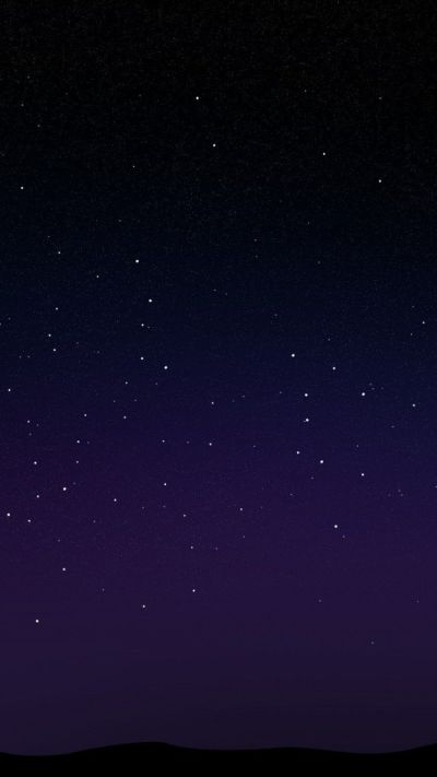 Night Sky iPhone 6 Wallpaper 11302 - Nature iPhone 6 Wallpapers | 2014 I love these iphone 6 ...