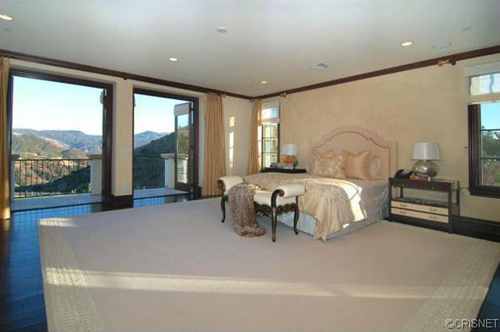 Perfekt Room With A View From Justin Bieberu0027s Party House Master Bedroom