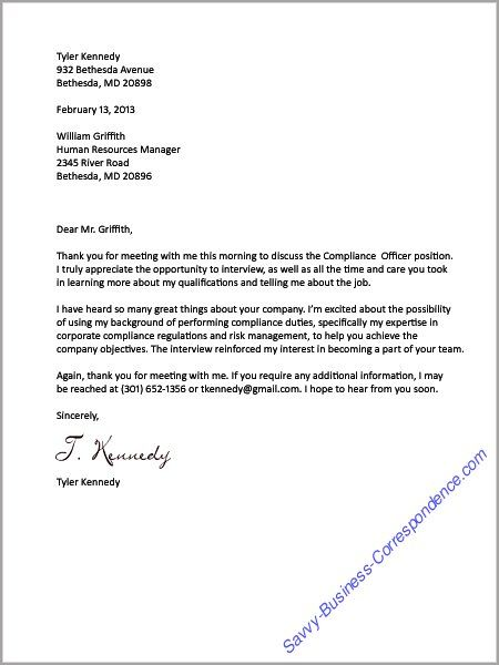 Thank you letter after the job interview #businessletter - follow up letter after sending resume