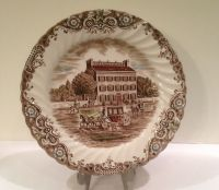 Johnson Brothers Heritage l Town House Dinner Plate ...