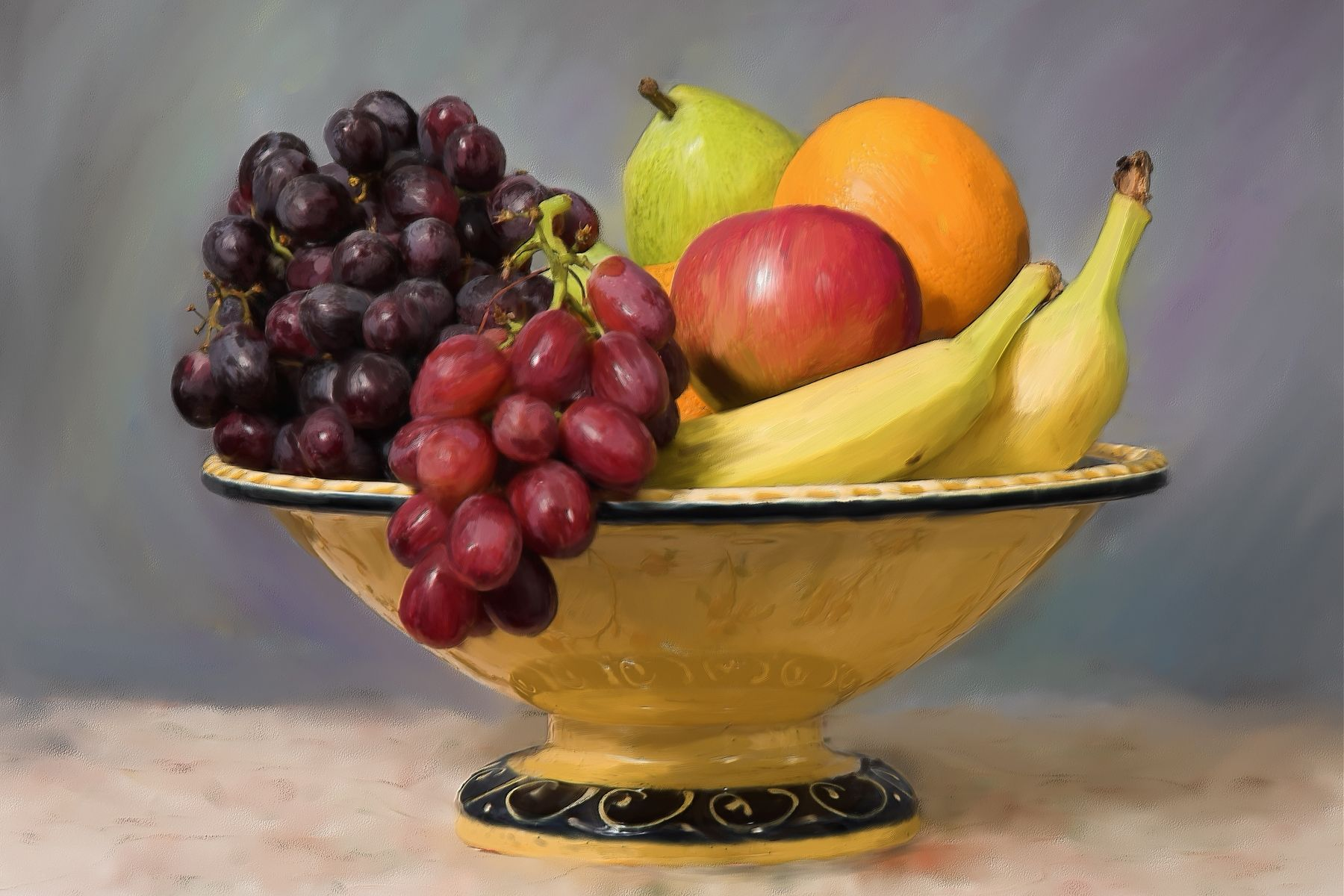 Fruit Bowl For Counter Three Fruit Still Life Photography Weiner Library Is