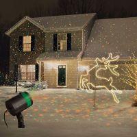 Star Shower Laser Light Projector Outdoor Christmas Show ...