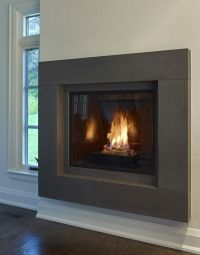 Modern Fireplace Surrounds | Moving to Modern  The ...