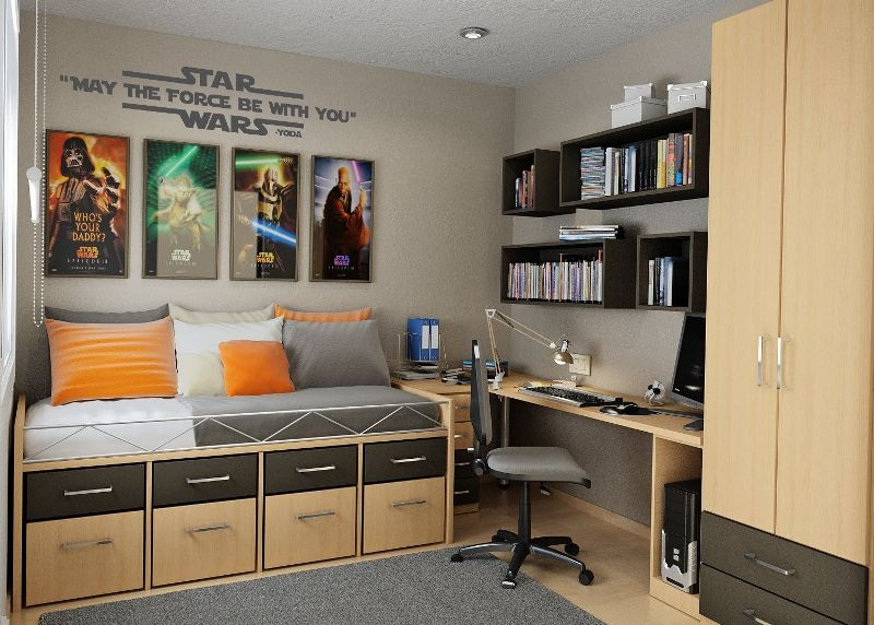 star-wars-bedroom-decor-awesome-design-with-bedroom-decorating - star wars bedroom ideas