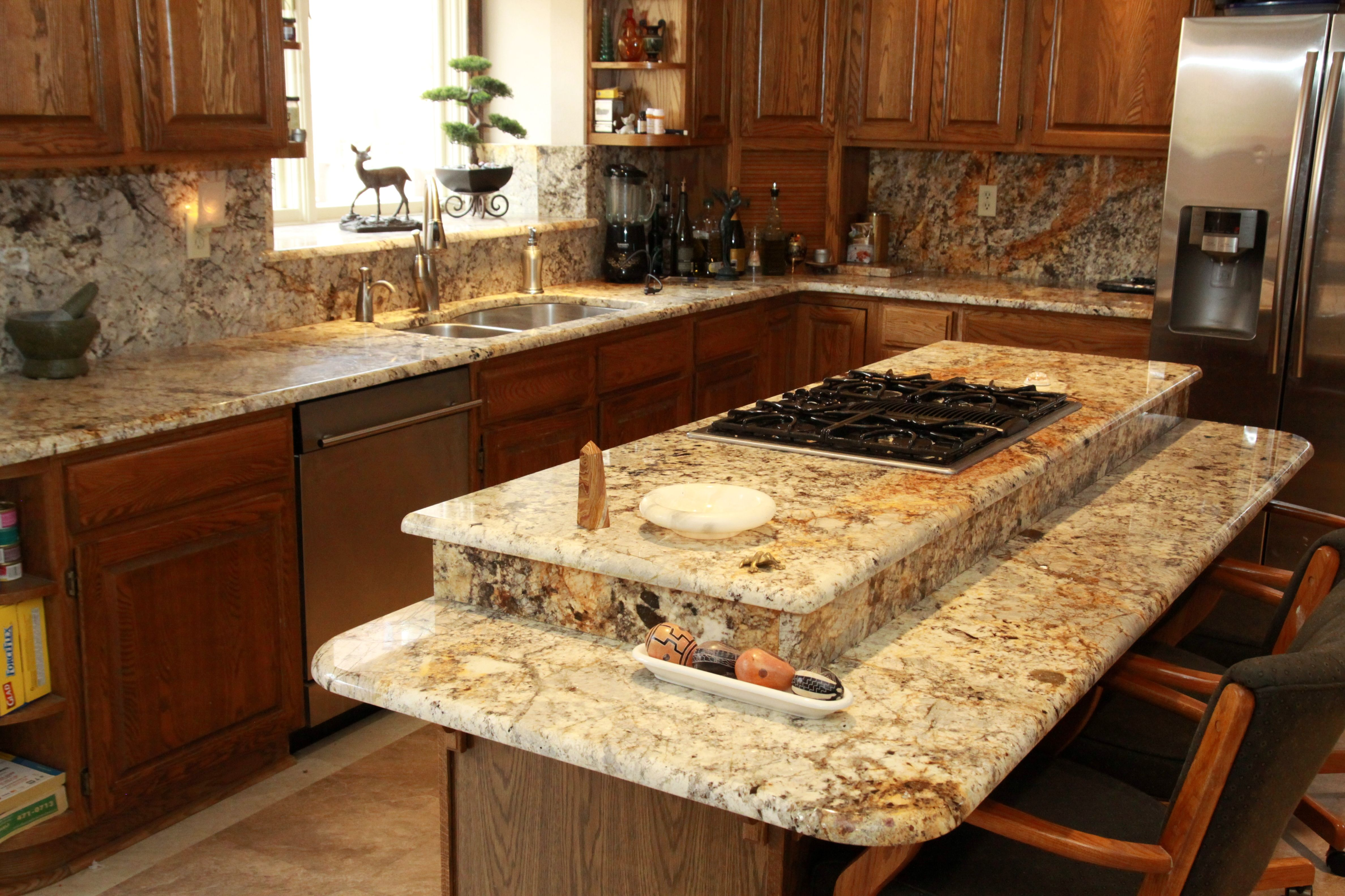 Mascarello Laminate Countertop Elegant Yet Masculine Mascarello Granite Kitchen For The