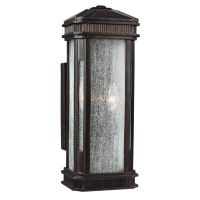 Murray Feiss OL10804 Federal 3 Light Outdoor Wall Sconce ...
