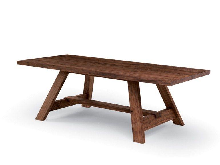 BRENTA Tisch By Riva 1920 Design Matteo Thun Stein 12 Allgemein   Esszimmer  1920