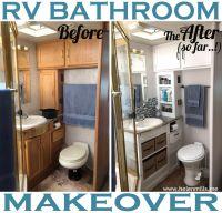 What happened next...: RV Renovation - The Bathroom ...