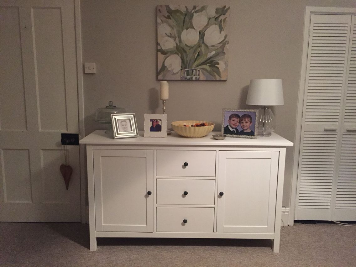 Ikea Sideboard Hemnes Sideboard Dining Room For The Home Pinterest