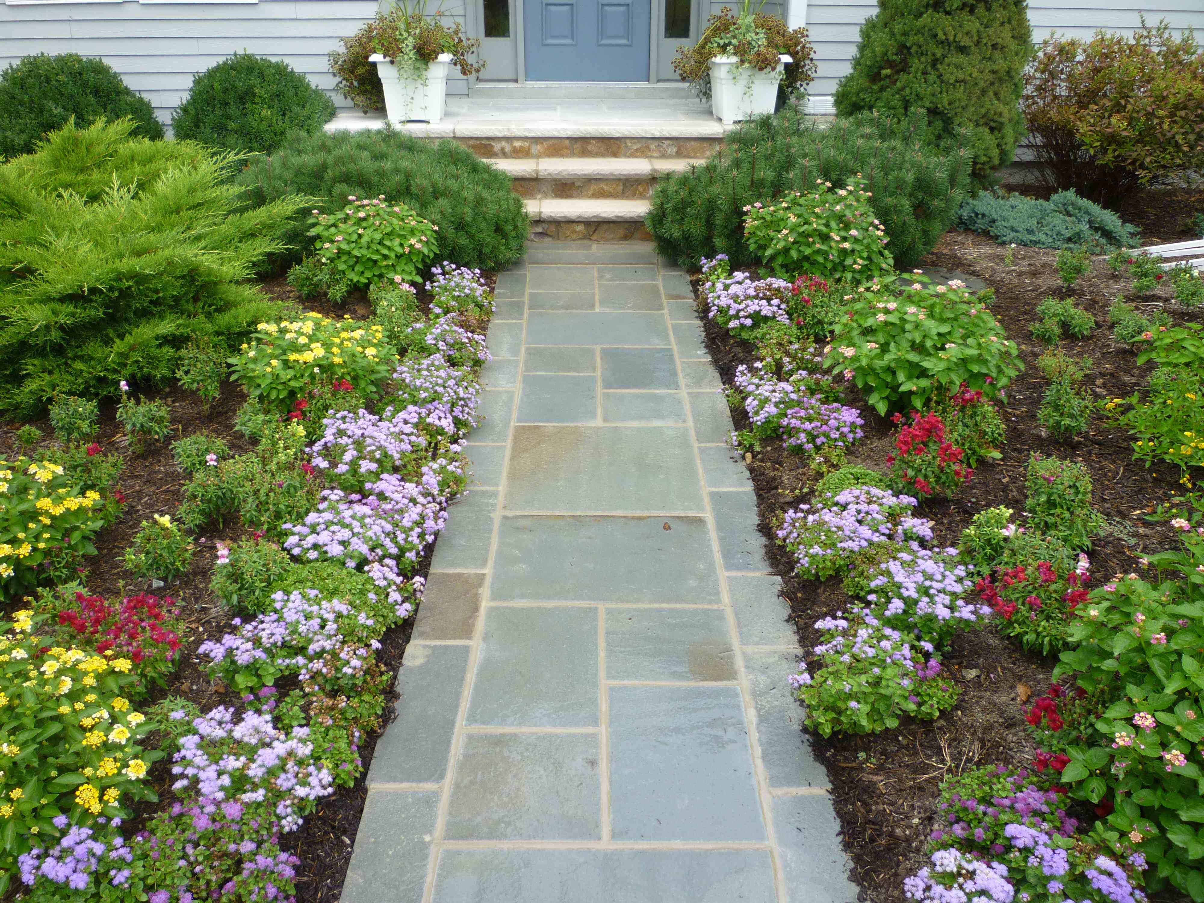 Front Walkway Design Ideas Best House Design Ideas