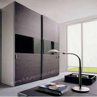contemporary closet doors for bedrooms | Bedroom: Modern ...