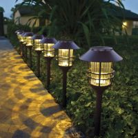 39.99 for 8 Costco UK - Trubright Solar LED Large Pathway ...