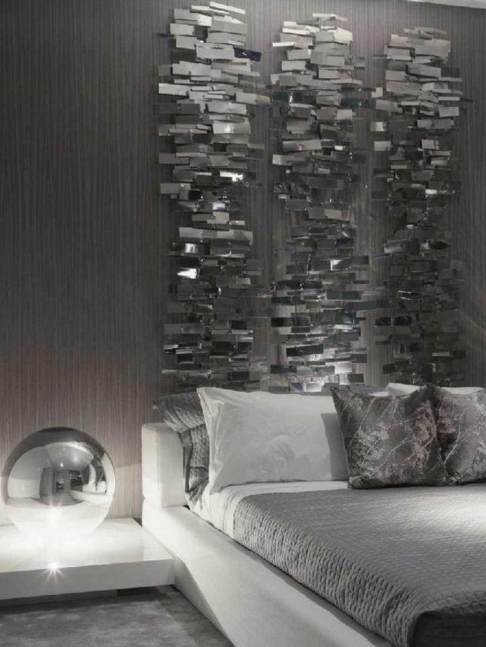 schöne tapeten schlafzimmer tapeten schlafzimmer gestalten - wandgestaltung