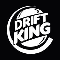Drift King JDM Drifting Stance Car Window Bumper Vinyl ...