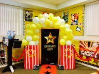 Hollywood Door Decoration & Grammies/Music Themed ...