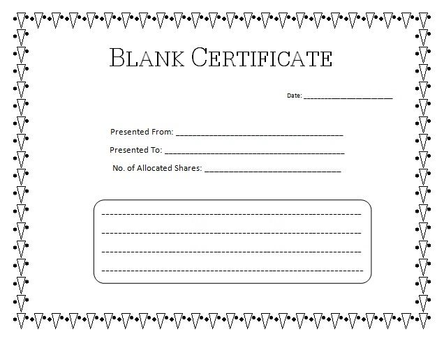 make your own gift vouchers template free hitecauto - blank vouchers template