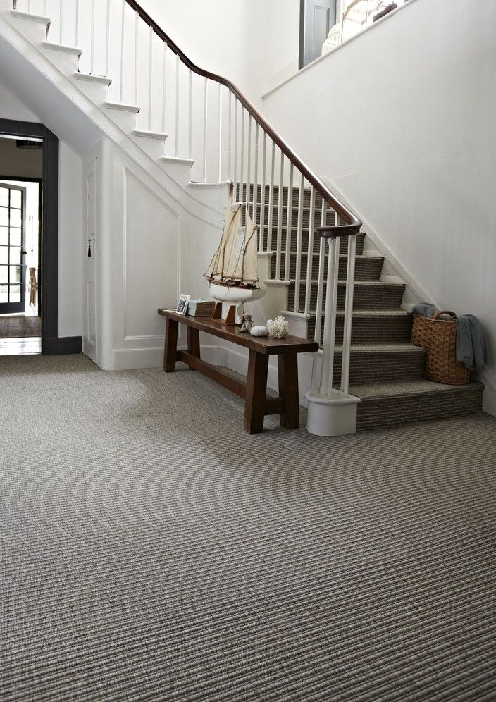 Grey Carpet On Stairs Looking For Pinterest