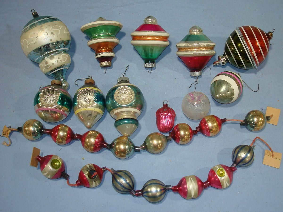 Vintage christmas decorations vintage 3d three dimensional christmas