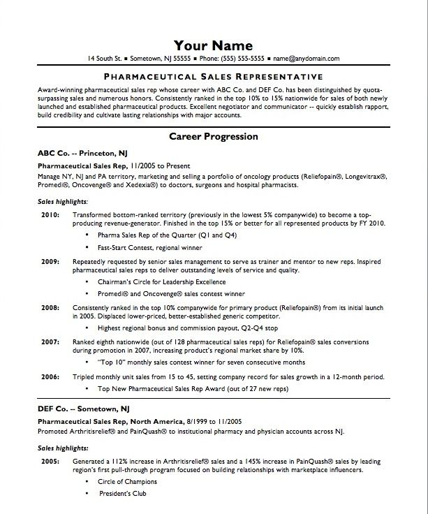 How To Find Pharmaceutical Sales Job How To Find Pharmaceutical - pharmaceutical sales resume example