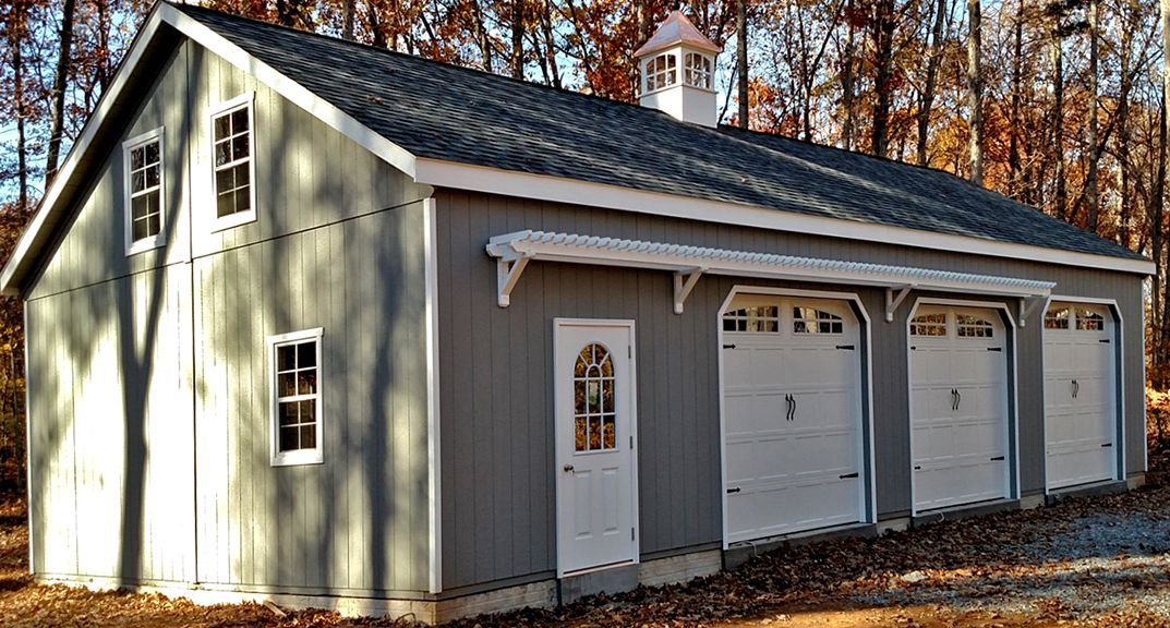 Cost To Build Detached 3 Car Garage - Google Search | U Home Blue