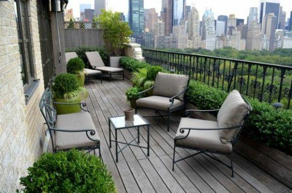 Terrassengestaltung-Beispiele-modern-urban-sessel Stylish - terrassengestaltung beispiele