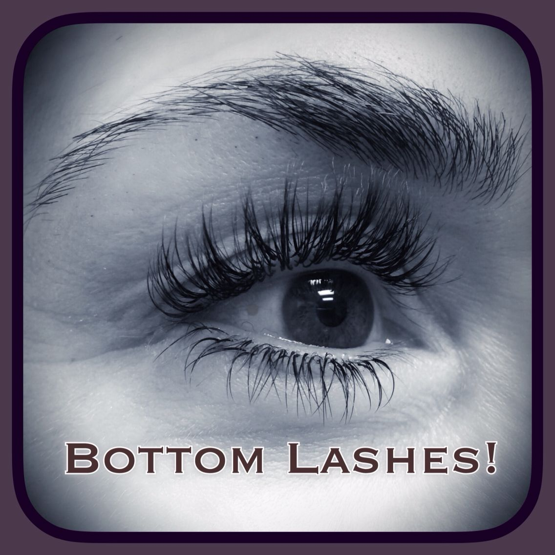 Diy Eyelash Extensions Semi Permanent Eyelash Extensions On Top And Bottom Lashes