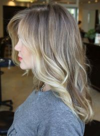 Neutral blonde. pretty color, maybe a scant too light for ...