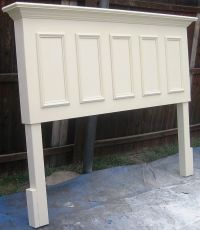 DIY Projects and Ideas for the Home   Door headboards ...