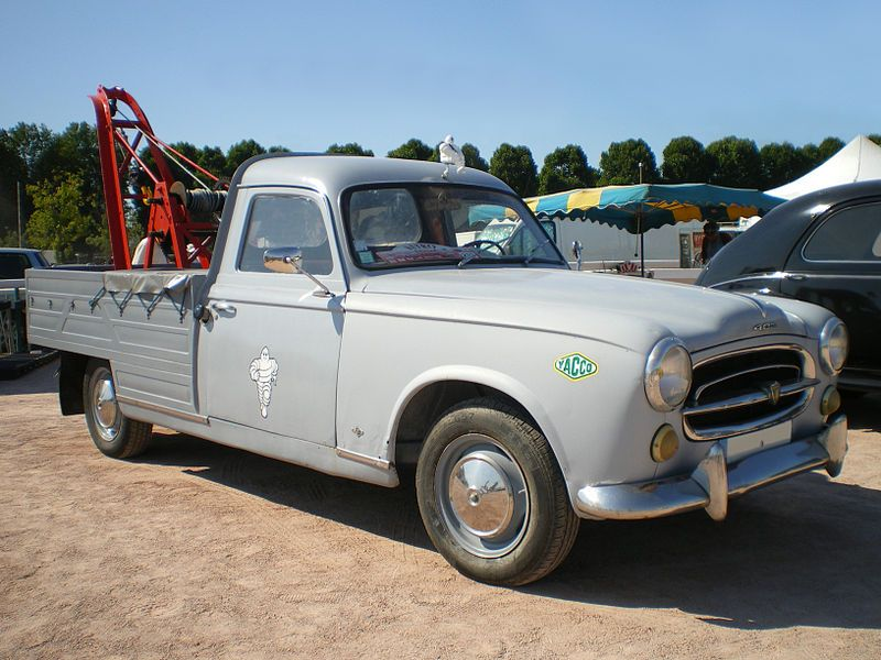 Retroviseur Exterieur Ancien Peugeot 403 Pickup Depanneuse | Peugeot 403 Pick-up