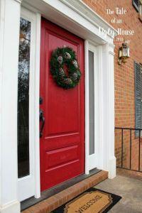 Modern Red Front Door | www.pixshark.com - Images ...