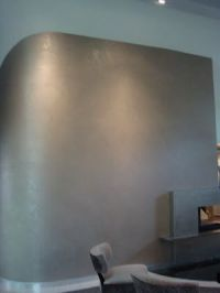 metallic wall paint - Google Search | Bedrooms | Pinterest ...