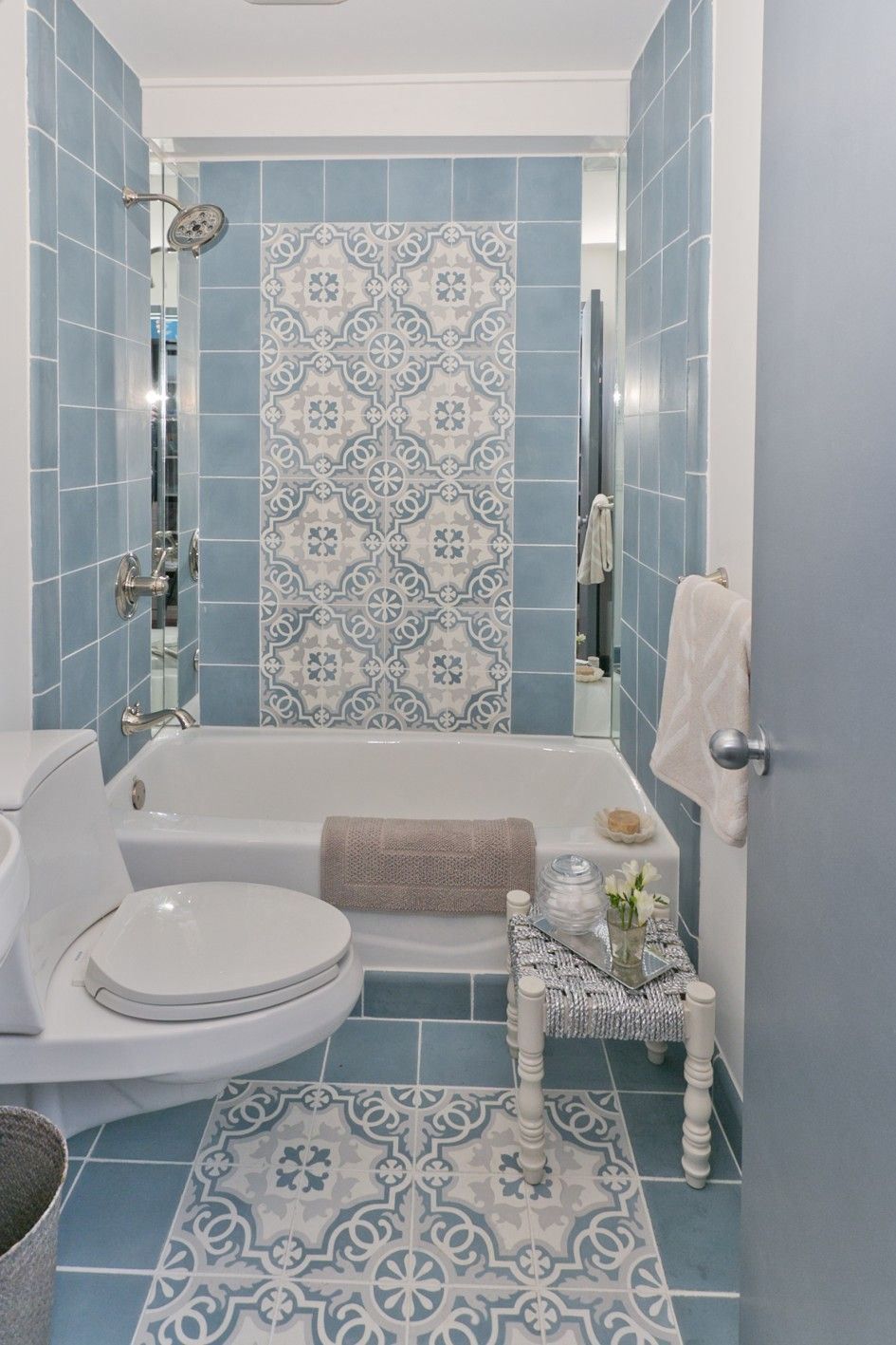 Breathtaking Blue Bathroom Tile Design Ideas 48 New Ideas Download