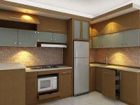desain kitchen set minimalis | Rumah | Pinterest | Kitchen ...