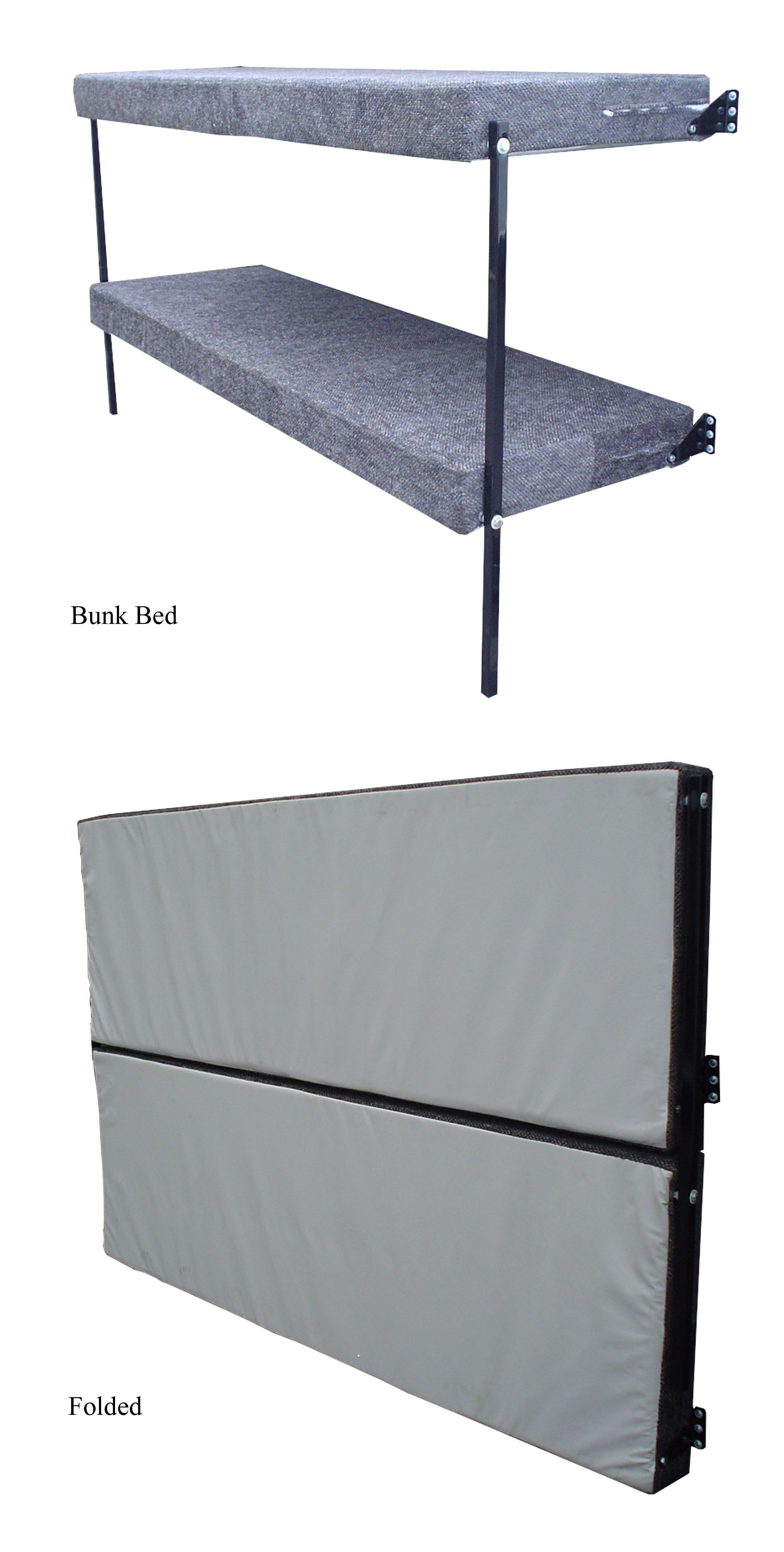 Fold Up Kids Bed Wall Mount Folding Bunk Bed Cabin Pinterest Bunk Bed