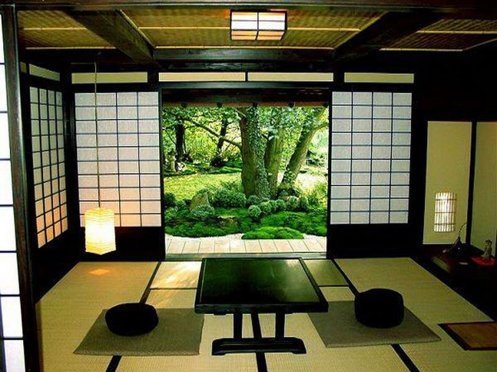 Japanese Living Room Adorable Japanese Living Room Interior And Furniture Ideas
