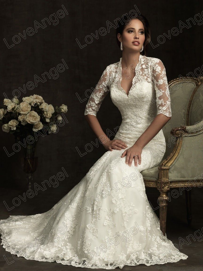 wedding dress sale Similar style to Princess Catherine s wedding gown but no lace Hot Sale