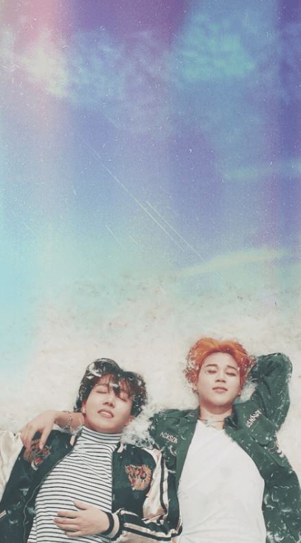 Fall Wallpapers For A Cell Phone Bts Jimin And J Hope Wallpaper For Phone Bts