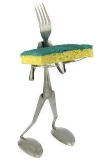 Sponge Holder: Inspiration only, no directions. I think I ...