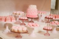 Bake Shop Baby Shower Dessert Table | Jenny Cookies ...