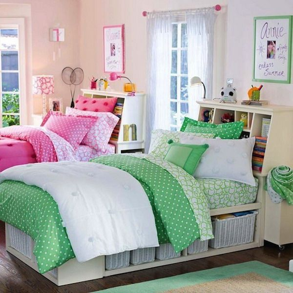 Bedroom Design with Twin Beds Stylish Double Bed for Bedroom - boy and girl bedroom ideas