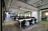 Cool Raw Office Design > Open work area | Office - Raw ...