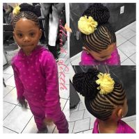 Kids styles | Hairstyles For Little Girls | Pinterest ...