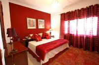 Romantic Bedroom Decoration And Design For Couple With Red ...