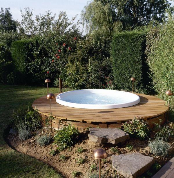 poolgestaltung mit pflanzen - Google-Suche Angie garten - poolgestaltung garten