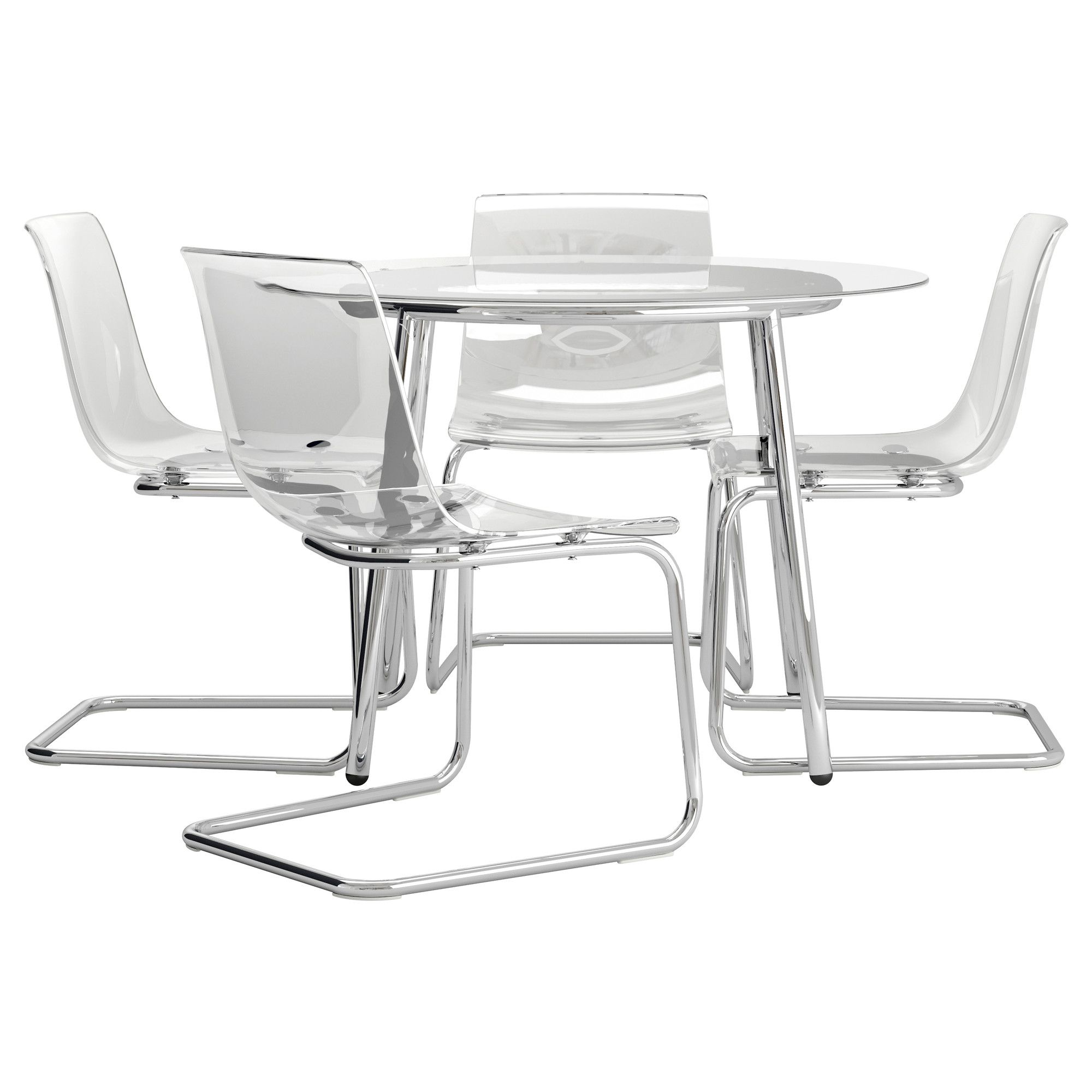 kitchen tables and more SALMI TOBIAS Table and 4 chairs IKEA 96 32 25 high
